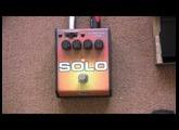 Proco Rat Solo Rat - Distortion Pedal Review Demo