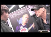 NAMM '13 - EBS Billy Sheehan Signature Drive