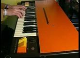 Antonelli Electric Organ 2377 demo [organ69]