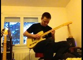 Fender Esquire Custom Shop Limited Edition Heavy Relic Dese