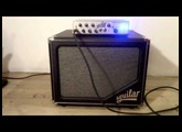 Aguilar Tone Hammer 500 head + SL112 cab