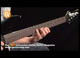 Vigier  Excalibur Kaos Guitar Review / Demo With Tom Quayle Guitar Interactive