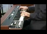 TONY MONACO plays the Hammond XK-1