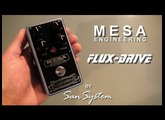 MESA Boogie - Flux Drive Overdrive (HD) ♫♪