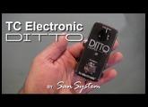 """► TC Electronic DITTO (Mini Looper) """"HD"""" ♫♪"""