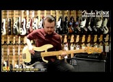 Squier - Matt Freeman (Rancid) Precision Bass Demo at GAK!