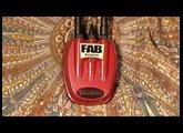 DANELECTRO FAB Distortion Pedal Demo - D-1