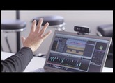 Cubase iC Air gestures control for Cubase