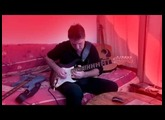 Pink Floyd Another Brick In The Wall part II Cover solo by Christian 0734