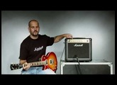Chris George demos the DSL5 Marshall Amp
