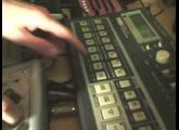 "KPR77 KORG"" Want to be"" TR909  live jam analog drum modded  acid techno"
