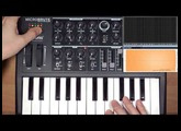[3]-Arturia MicroBrute TUTORIEL : Sequencer / LFO / Controls / Mod Matrix