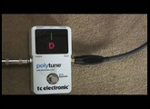Video Review - TC Electronic PolyTune