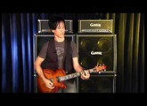 Carvin X100B tube amp demo with Steve Fister