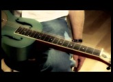 Gretsch Roots Collection G9212 Honey Dipper Special Square Neck Demo