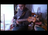 Bass Sliding EBS Multi Drive Jazz Bass
