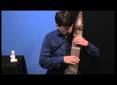 "Mozart on the Stick Guitar - Greg Howard plays ""Minuet in G"" K1 two-handed tapping"