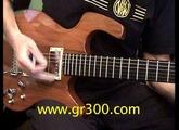 Parker P-44 Electric Acoustic Guitar - Part Three - Clean Guitar Tones P44 P 44