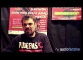 Interview de l'ingé son Bertrand Lavergne (7 weeks)