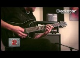 Blackstar's new HT-METAL pedal for NAMM 2012. Demo by Andy James
