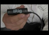 how to use irig with garageband