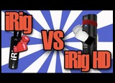 iRig VS iRig HD