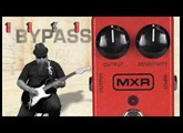MXR M102 Dyna Comp Demo Video