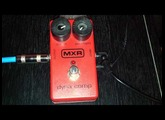 MXR Dyna Comp Demo