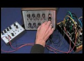 Music From Outer Space - Weird Sound Generator WSG - Modified with CV inputs