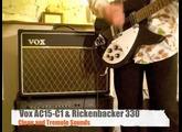 AC15-C1 & Rickenbacker