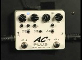 Xotic AC+ Plus preamp overdrive pedal