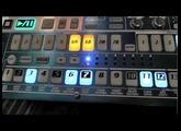 Light modiified Korg Electribe mx-1