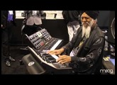 Moog Sub Phatty | Dr. Lonnie Smith