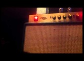 Marshall DSL 15 H Modded to sound good.