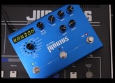 Strymon Mobius Demo with Roland Jupiter 6 Analog Polysynth