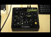 Waldorf Rocket Synthesizer Soundcheck HQ