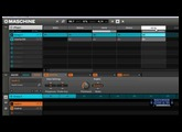Native Instruments Maschine song mode tutorial, how to use scenes