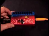 Zvex Seek Wah Guitar Pedal