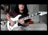 IBANEZ GUITAR SOLO COMPETITION 2013 - Oliver Christian