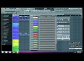 Martin Solveig - The Night Out [DK](Official)[[Remake FL Studio] Free Flp
