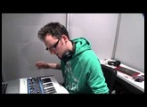 MESSE13: Novation Bass Station II Preview