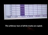 The copy of a track and bars (JJ OS128XL & OS3)
