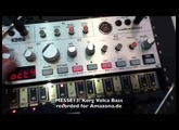 MESSE13: Korg Volca Bass (corrected Version 2)