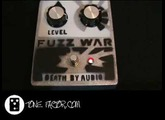 Death By Audio Fuzz War Pedal Demo