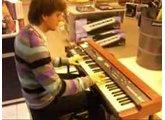 Funky Hammond XK1 Swedish Demo