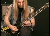 Alexi Laiho from COB Instructional Video
