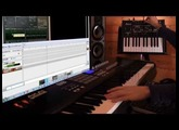 Reason 7 MIDI OUT & avec le Arturia MiniBRUTE TUTORIEL-TUTORIAL