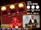 Systech Harmonic Energizer Pedal Clone - Triskelion from Godlyke