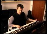 Angelo Racz - Can't Get enough (Integra-7, A-88. Sonar X2)