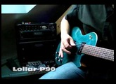 Pickup P90 : Gibson Les Paul with Pickup's GIBSON Vs. LOLLAR